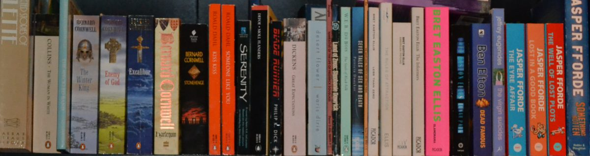 Susannes Bücherecke